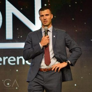 Cody Askins Speaking at 8% Nation 2019